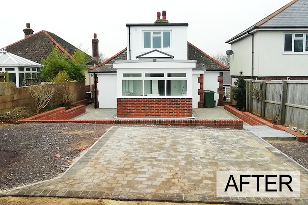 new renovated bungalow by NJC Isle of Wight